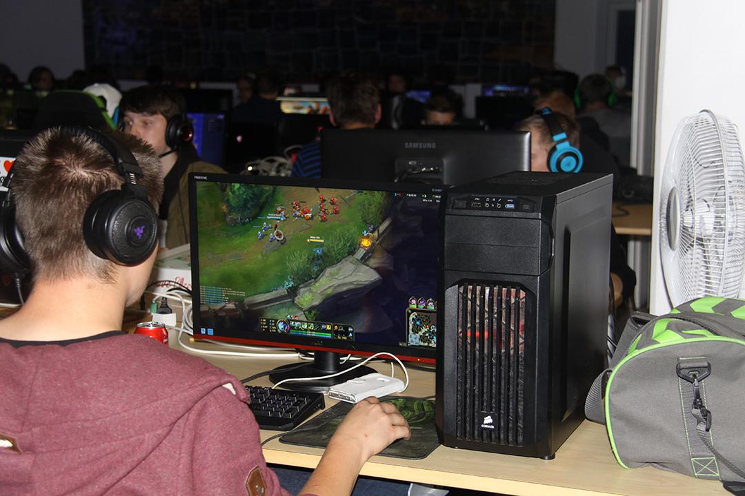 Lan4play Slots Erweitern
