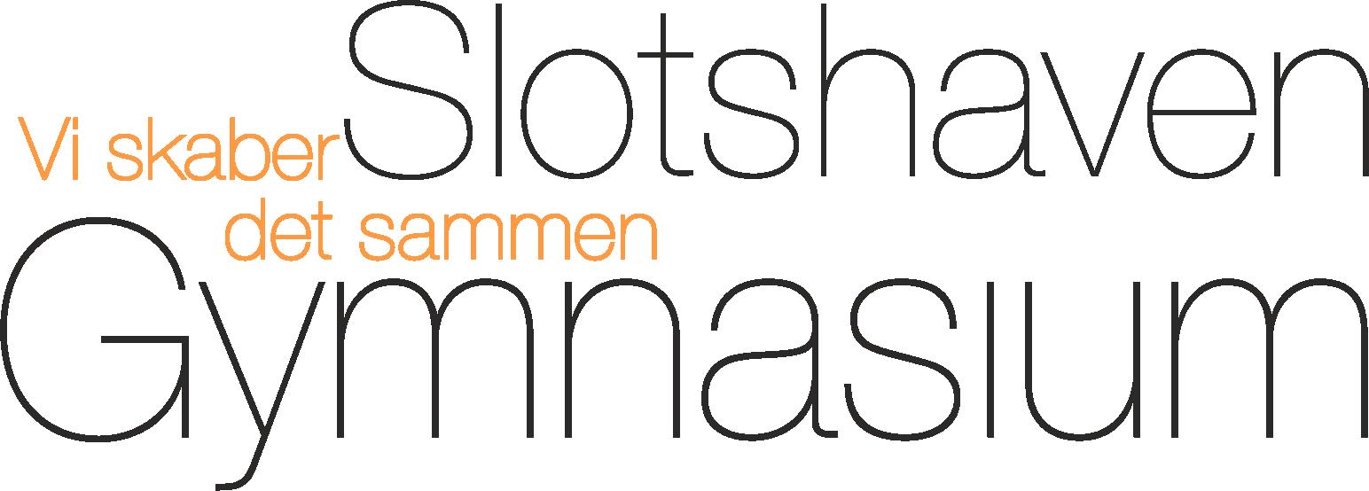 Slotshaven Gymnasium Logo